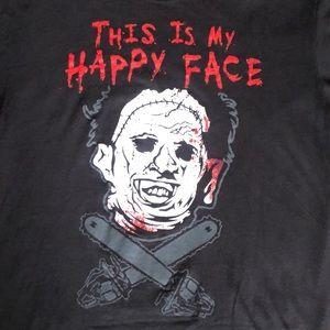 🎃 Leatherface shirt size L